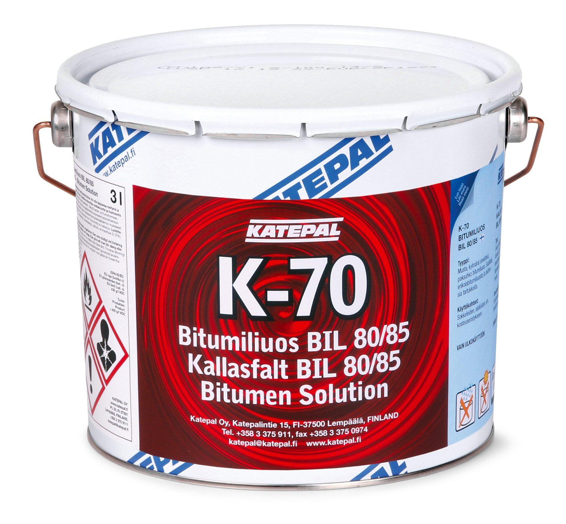 K-70 Bitumiliuos